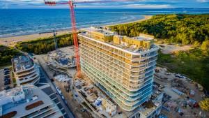 Baltic Park Molo - budowa