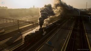 "Legnica - pociąg ""Kolejarz"""