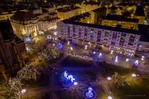 Legnica - Iluminacje