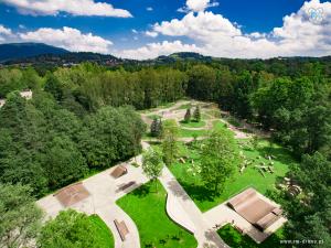 Rabka - sk8 park - Luboń