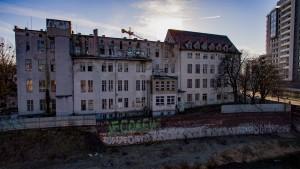 Wrocław - stary szpital